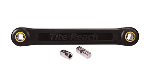 Tite Reach 3/8 Do-it-yourself Tite-reach Extention Wrench Model, Black