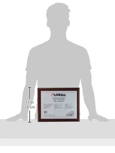 DAX Award Plaque, Wood//Acrylic Frame, Fits Up To 8.5 x 11 Inches ...