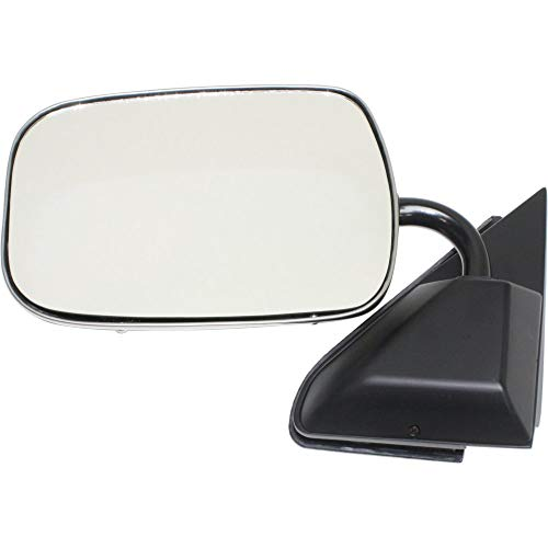 Kool Vue CV131L Mirror for GMC C/K FULL SIZE PICKUP 88-02 LH Steel Man Man Fldg Below Eyeline Type - Driver Mirror Suburban C2500 Lh