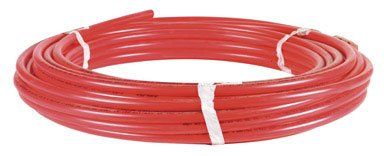 Zurn Pex Q3PC100XRED 1/2-Inch by 100-Foot ZurnPex Non-Barrier Tubing Coils, Red (Pex Tubing Zurn)