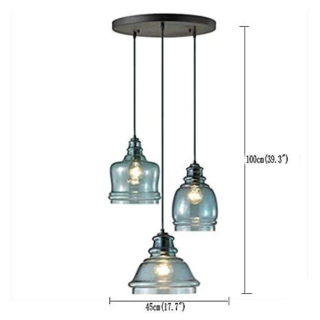 Amazon.com: EUJEID Lámparas De Araña De Comedor, Lámpara De Techo De ...