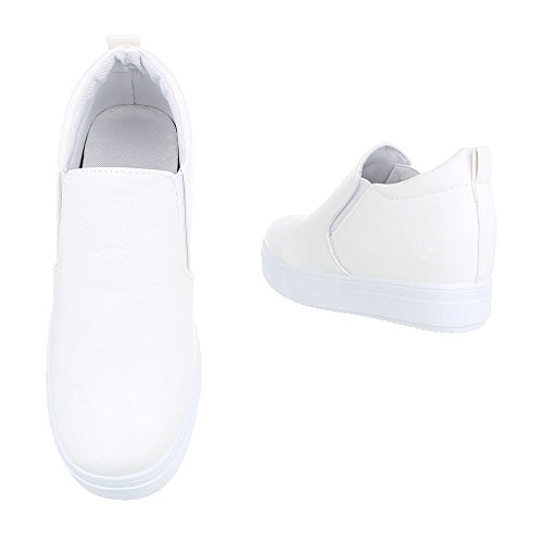 Ital Pantofole 6689 Wei Donna y Design aOAwazPqUx