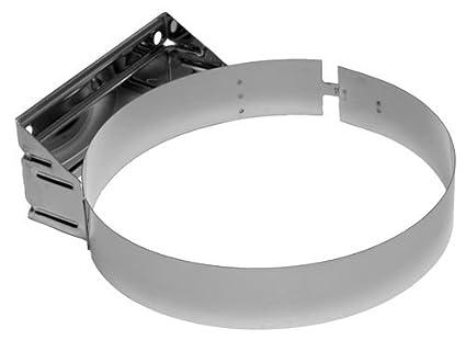 Dinak sw 304 - Anclaje intermedio plano sw 304 diámetro 120: Amazon.es: Bricolaje y herramientas