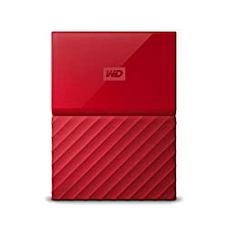 Image of the product WD 2TB Red My Passport that is listed on the catalogue brand of Western Digital.