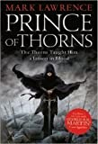 Prince of Thorns (Broken Empire 1) by Lawrence, Mark (2012)