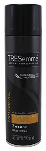 TRESemmé Aerosol Hairspray Ultra Fine Mist 11 oz (Pack of 2)
