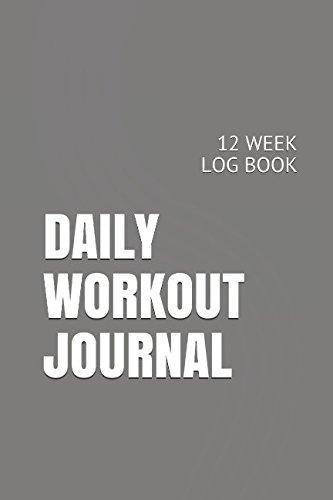 Download Daily Workout Journal: 12 Week Log Book Text fb2 book