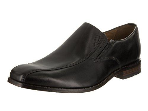Bostonian Men's Narrate Step Casual Shoe Black Leather