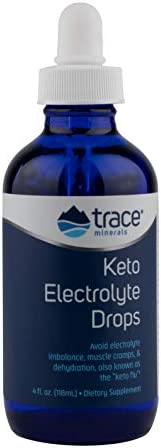 Trace Mineral Keto Electrolyte Drops