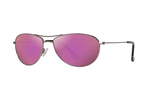 Maui Jim Unisex Baby Beach Rose Gold/Maui Sunrise (Pink) - About Maui Jim