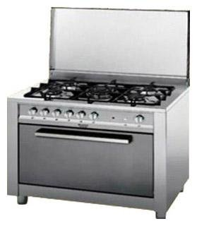 Hotpoint CP98SEA /HA Freestanding Gas A Stainless steel - cookers ...