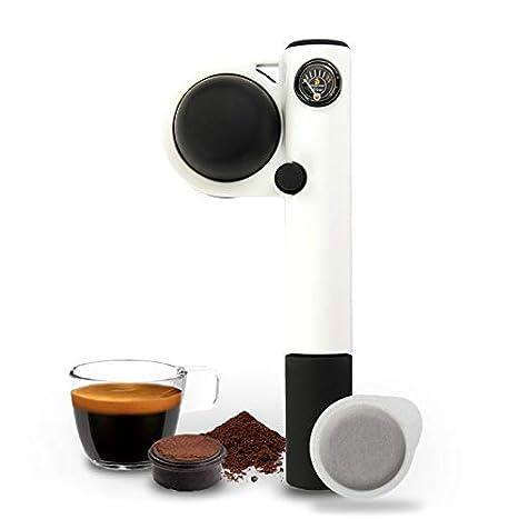 Handpresso - Macchina da caffè ibrida, adatta a caffè in capsule e ...