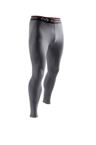 McDavid Thermal Compression Pant, Charcoal, (9951 Charcoal)