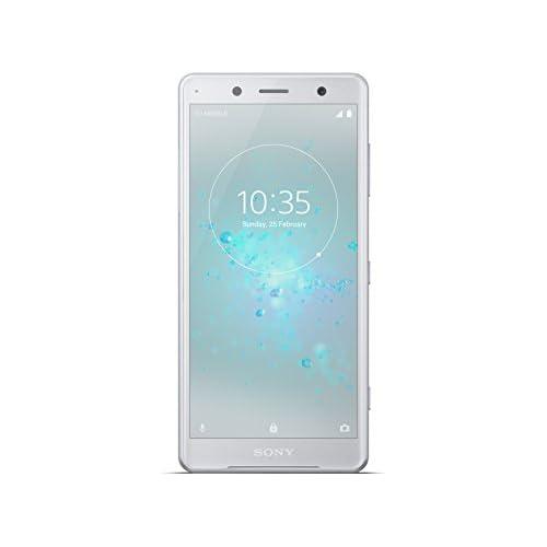 chollos oferta descuentos barato Sony Xperia XZ2 Compact 12 7 cm 5 4 GB 64 GB SIM única 4G Plata 2870 mAh Smartphone 12 7 cm 5 4 GB