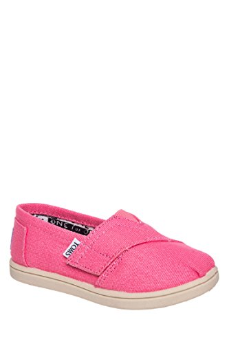 TOMS Classic Infants Sneakers Pink -