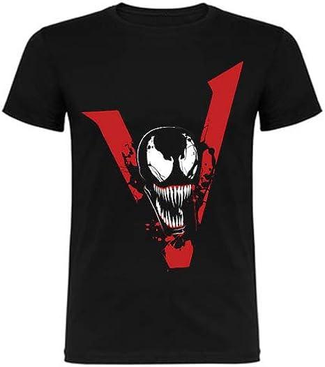 Foreverdai Camiseta V de Venom: Amazon.es: Ropa