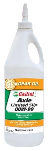 Castrol CA12612 AXLE LS 80W90