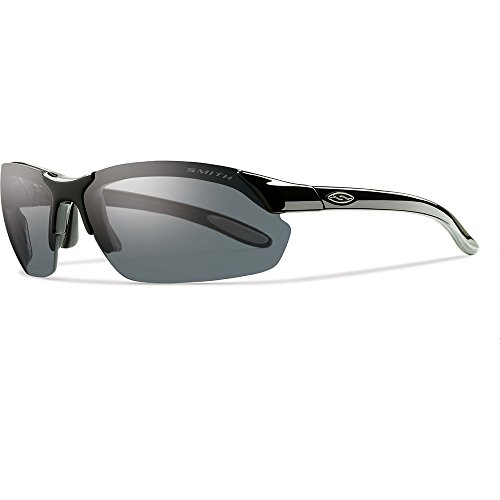 Smith Parallel Max Polarized Sunglasses - Women's Black/Gray-Ignitor, One Size (Smith Sunglasses Slider)