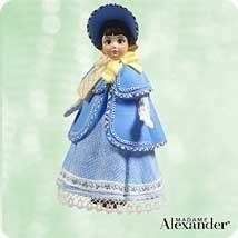 - Hallmark Keepsake Ornament 2003 Madame Alexander Little Women Beth #3