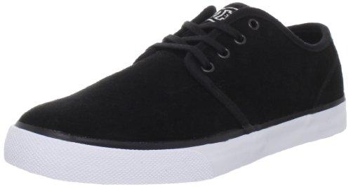 (DC Shoes Mens Shoes Studio Shoe - Low Top Trainers - Men - US 11.5 - Black Black/White US 11.5 / UK 10.5 / EU 45)