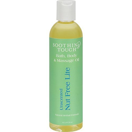 Soothing-Touch-Nut-Free-Lite-Massage-Oil-8-Ounce-2-per-case