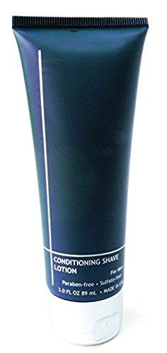 Pure Ziva Men's Conditioning & Moisturizing Shaving Cream Lotion, Wintergreen