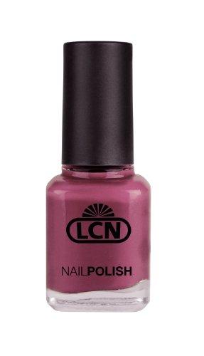 LCN Nail Polish Passionate Plum 8ml