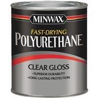 Int Gloss Polyurethane Half Pint -2Pk