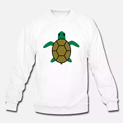 Mens Turtle Crewneck Sweatshirt-Unisex