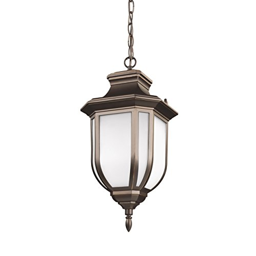 Seagull 6236391S-71 LED Outdoor Pendant by Seagull