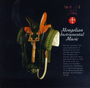 Mongolian Instrumental Music