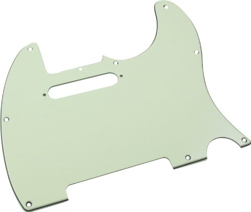 Pickguard, Fender® American Telecaster 8-hole mint green