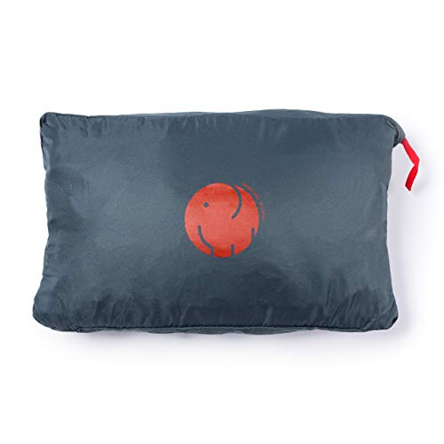 OmniCore Designs PILLANKET: Pill(ow) + (bl) ANKET - Outdoor Lightweight Wearable & Packable Down Alternative Camp Blanket & Camp Pillow (Best Seats At Michigan Stadium)