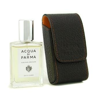 Acqua di Parma Leather Travel Spray - Assoluta by Acqua Di Parma