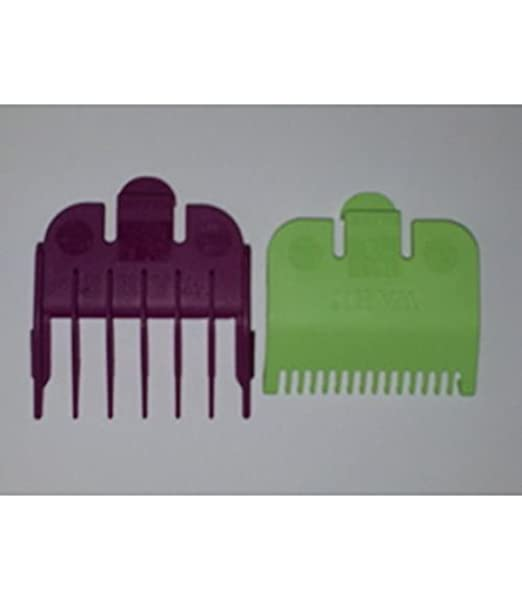 Wahl Clipper Attachment Grade 0.5 (1.5mm) & Grade 1.5 (4.5mm) by ...
