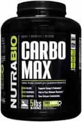 NutraBio CarboMax Maltodextrin - 5 Pounds - Unlfavored