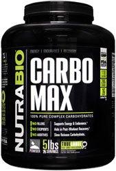 NutraBio CarboMax Maltodextrin NON GMO Unflavored product image