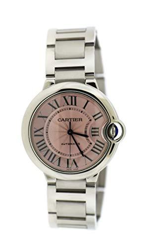 Cartier Ballon Bleu Automatic-self-Wind Female Watch W6920041 (Certified Pre-Owned)