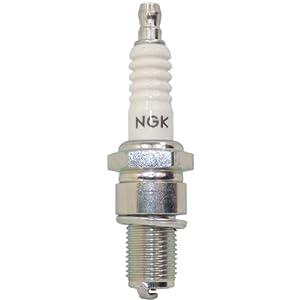 NGK 5422 BR8ES Standard Spark Plug, Pack of 4