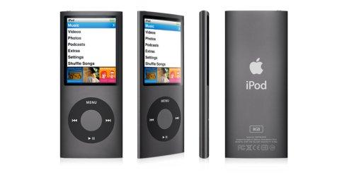 apple ipod nano 8gb black 4th generation amazon co uk audio hifi rh amazon co uk iPod Nano Clock Face iPod Family