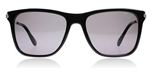 dunhill SDH005 700P Black / Silver SDH005 Black/Silver 700P 55 Wayfarer - Sunglasses Dunhill