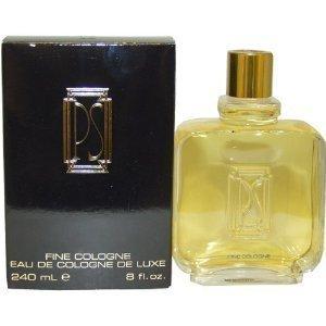 PS Paul Sebastian For Men 8 oz Fine Cologne Eau de Cologne De Luxe by Paul Sebastin