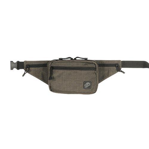 VooDoo Tactical 40-9316014000 Discreet Fanny Pack, Slate Gray (Voodoo Pack)