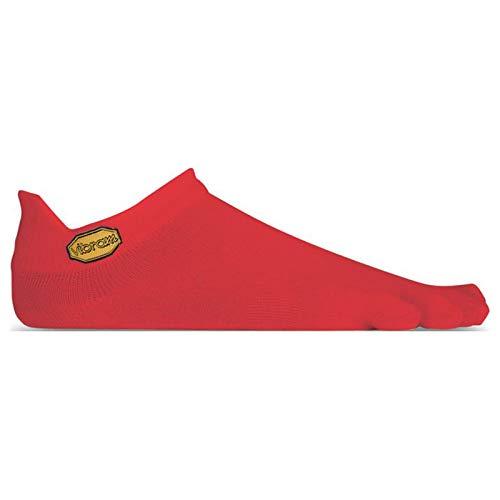 Vibram Fivefingers - Calcetines de deporte - para hombre Rojo rojo Small: Amazon.es: Ropa y accesorios