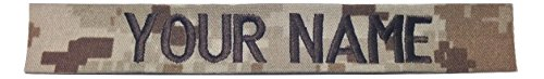 USMC Name Tape or USMC Tape, Sew-On (without Fastener),, used for sale  Delivered anywhere in USA