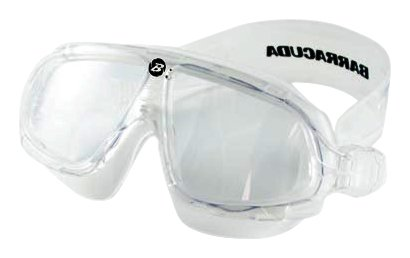 Barracuda Wire Mask, Clear