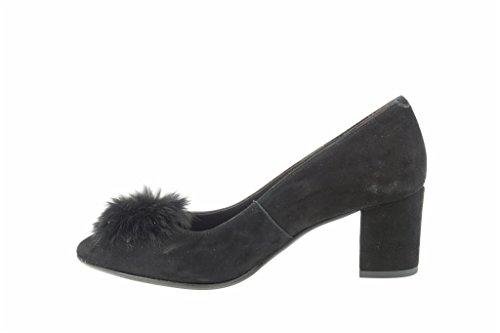Vivre Noir Lince Pompon Shoes AU 7OBxwq0px