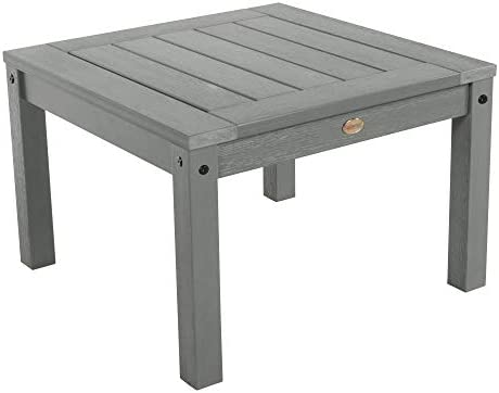 Highwood AD-DSST1-CGE Adirondack Side Table