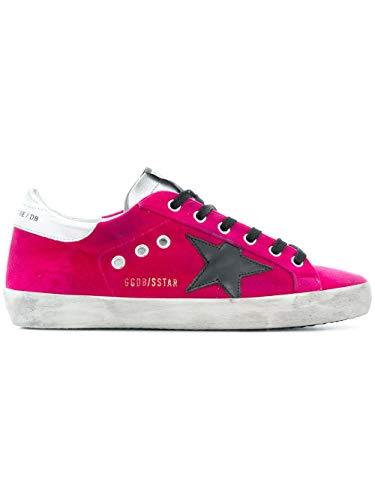 Womens G33ws590h42 Fuchsia Golden Svezia Goose Sneakers zqAnWTUP
