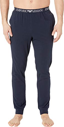 Emporio Armani Men's Endurance Trousers, Marine, Medium
